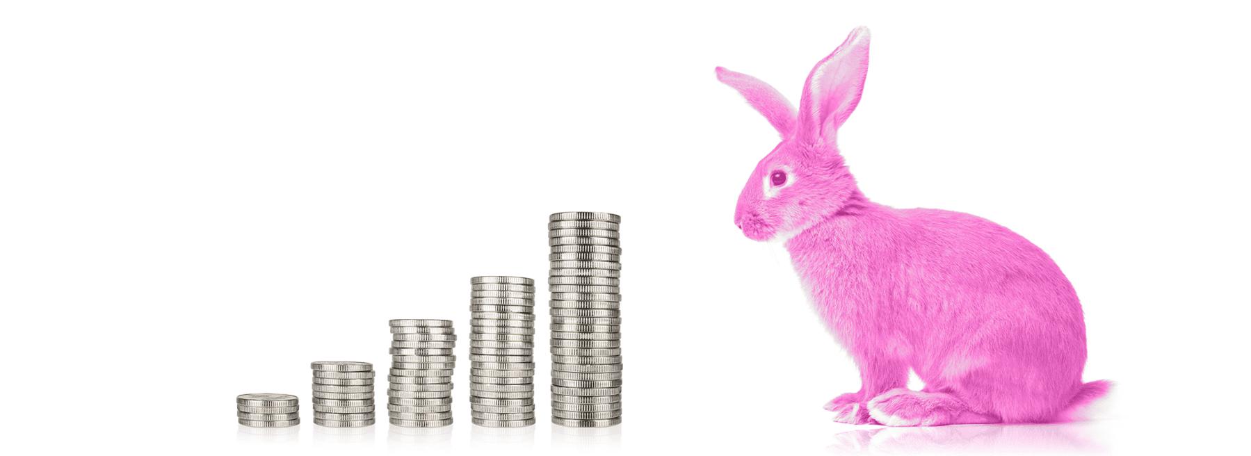 Die Finanzen des Osterhasen - DADAT Bank